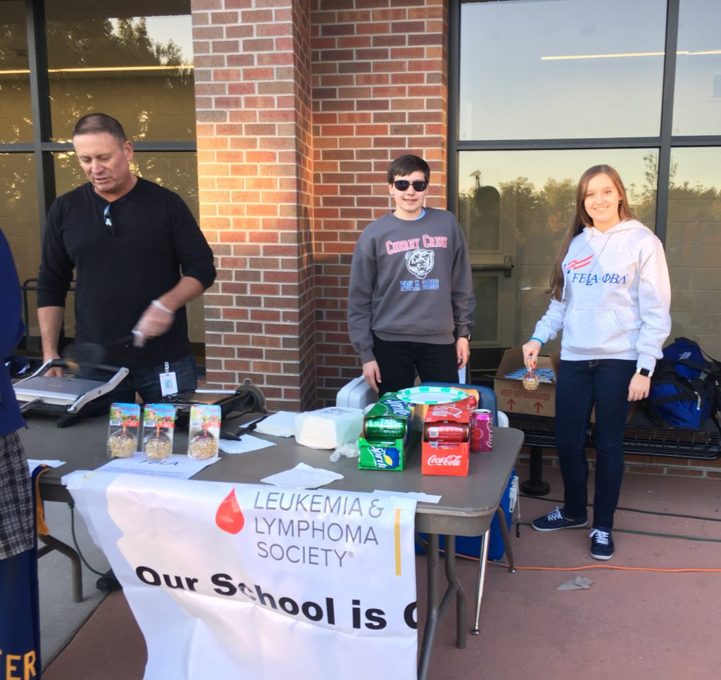 Cherry Creek HS - Fundraising